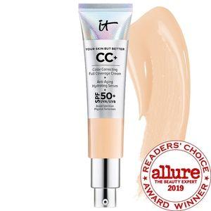 it cosmetics CC SPF 50+ Cream - New! - Medium